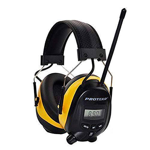auriculares con radio para trabajar