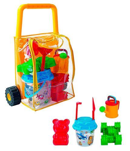 carro juguetes playa
