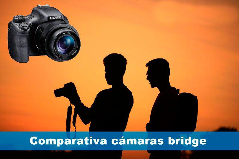 comparativa mejores camaras bridge