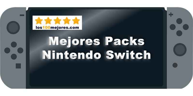 mejores packs Nintendo Switch