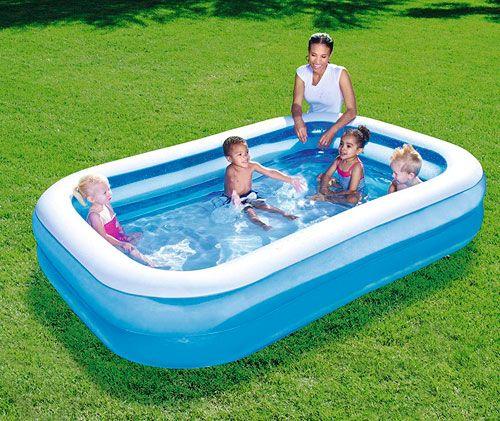 piscina rectangular infantil Bestway