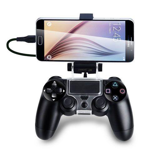 Adaptador para mando de PS4 en el móvil