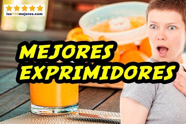 12 Mejores exprimidores de naranjas eléctricos del mercado 2019