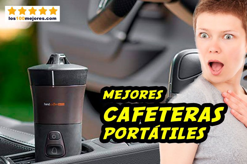 mejores cafeteras portátiles