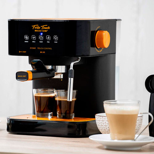 Cafetera Express Forte Touch de Ecode