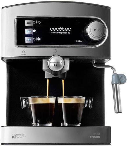 Cafetera Power Espresso Cecotec