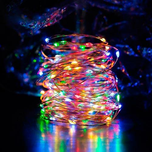 Guirnalda de Luces Solares Ankway