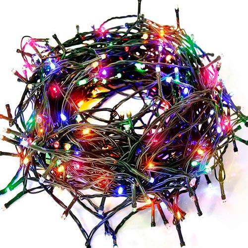 Luces de Navidad sin enchufe Quntis