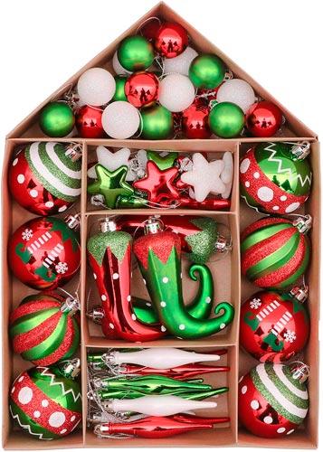 adornos divertidos Navidad