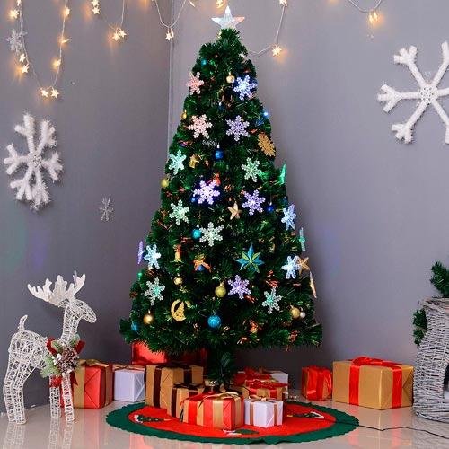 Árbol de Navidad HomCom