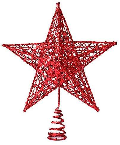 estrella árbol de Navidad