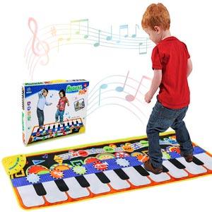 Alfombra Musical Piano-Teclado