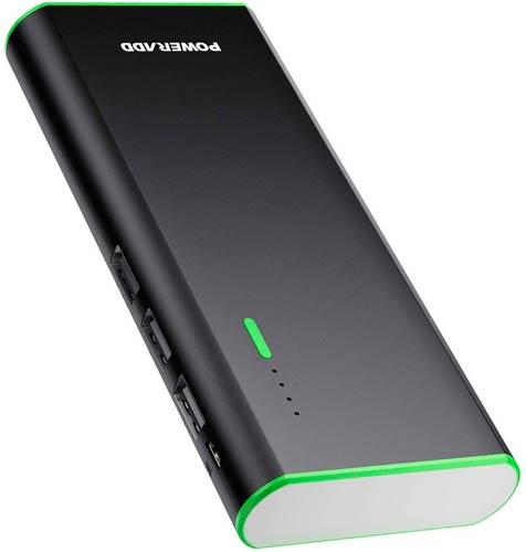 Bateria Externa Power Bank PowerAdd