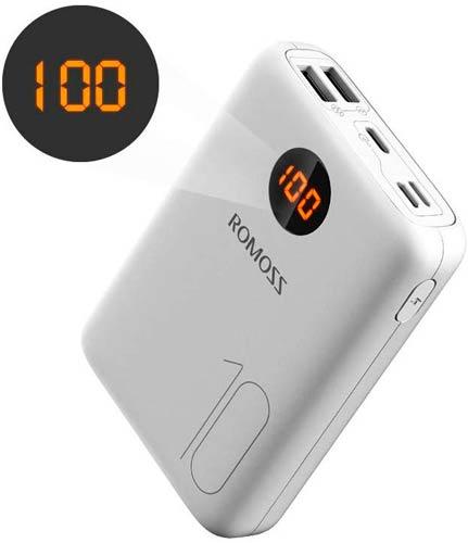 Batería Externa Romoss