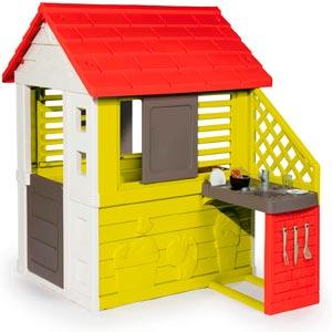 Casa de Juegos con cocina Smoby