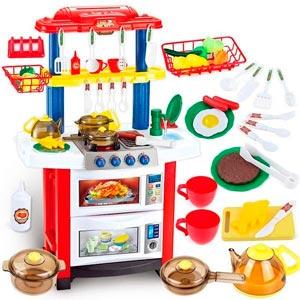 Cocina de Juguetes Happy Little Chef DEAO