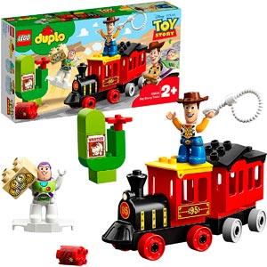 Juego de Construcción Lego Duplo Toy Story