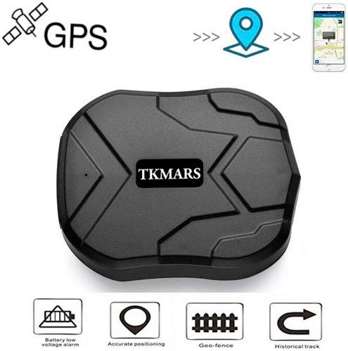 Localizador GPS Tkmars