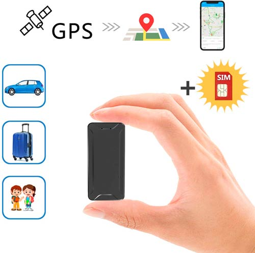 Mini localizador GPS Toptellite