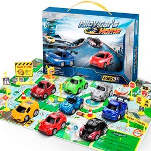 Set de Coches de juguetes Lenbest