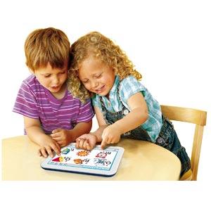 Tablet Junior Aprendo el Abecedario de Educa Borrás