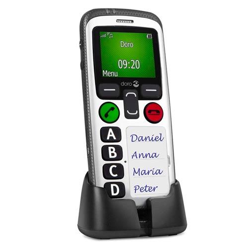 Teléfono móvil Doro Secure 580