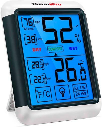 Termómetro Higrómetro de ThermoPro