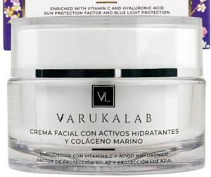 Crema hidratante antiarrugas Varukalab