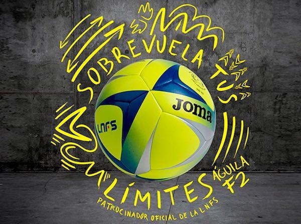 balón Joma LNFS