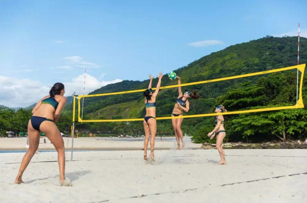 Set de Voley Playa BV900 Decathlon