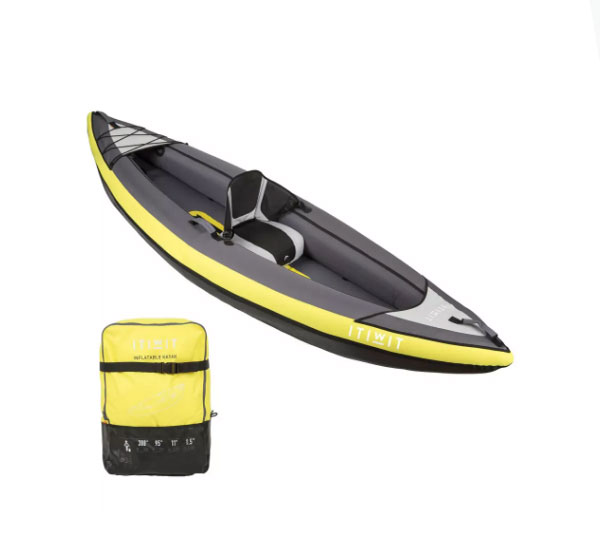 kayak decathlon 1 persona Itiwit