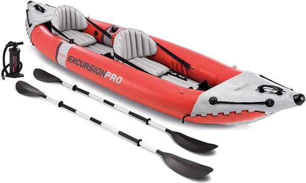 kayak excursion pro k2 intex
