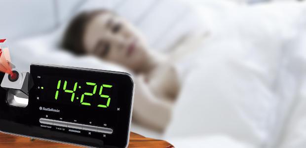 mejores despertadores con proyector