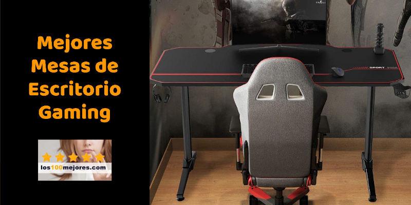 mejores mesas de escritorio gaming