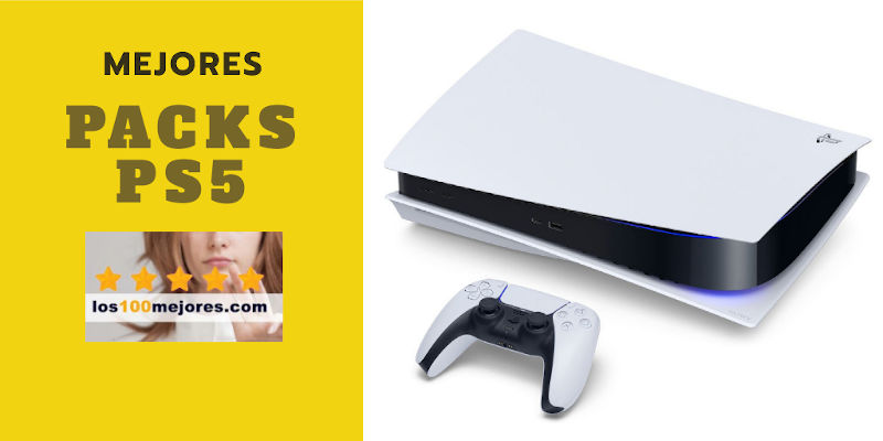 mejores packs PS5