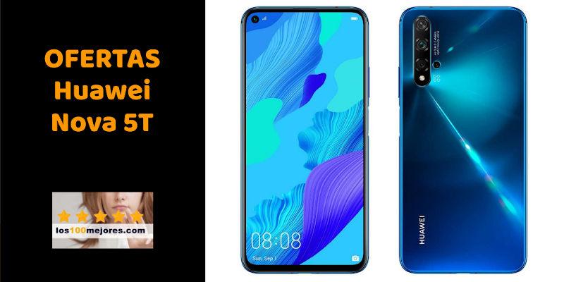 ofertas Huawei Nova 5T