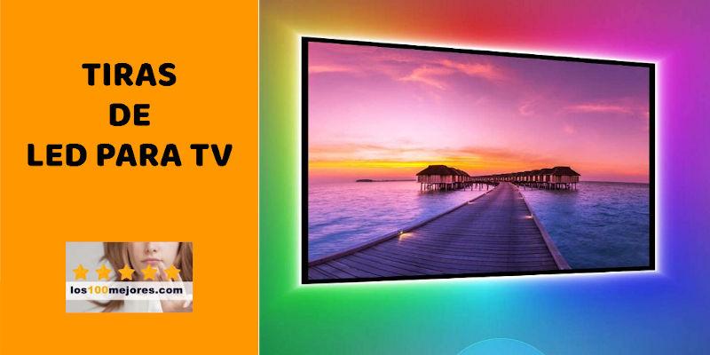 mejores tiras LED para TV