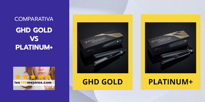 diferencias GHD Gold vs Platinum+