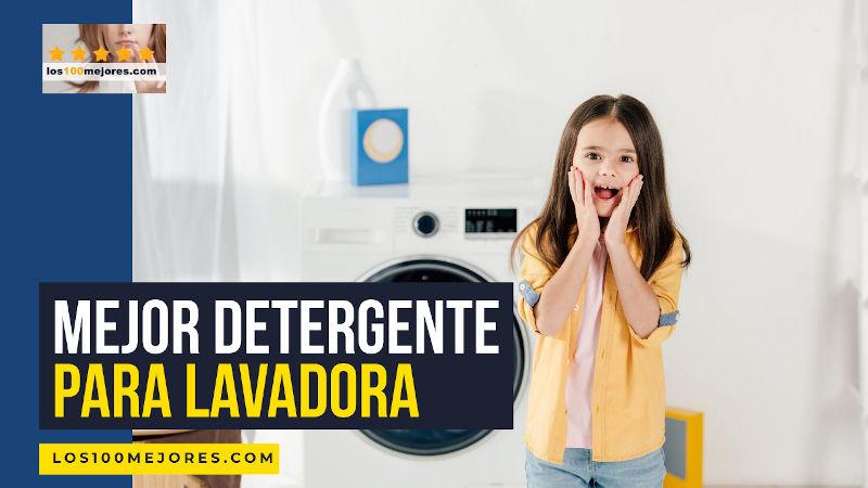 mejor detergente para lavadora