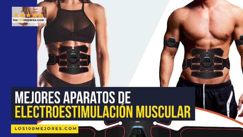 mejores aparatos de electroestimulación muscular
