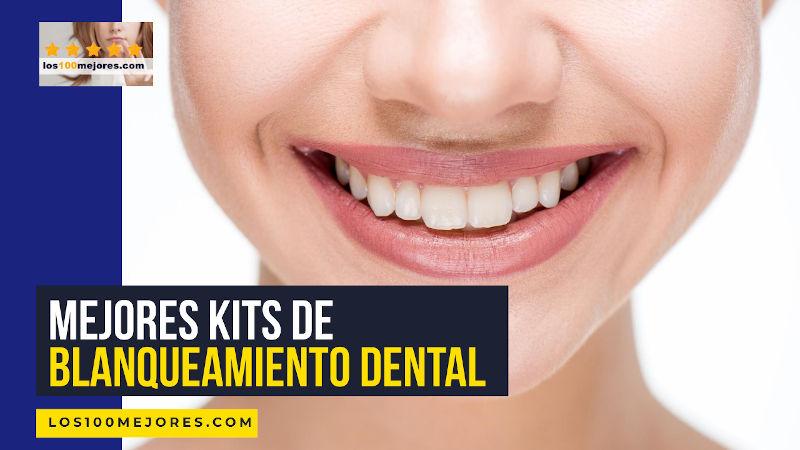 mejores kits de blanqueamiento dental