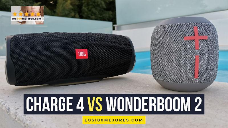 Wonderboom 2 vs Charge 4