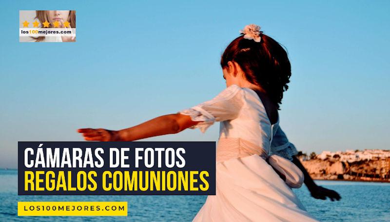 cámaras de fotos para niños de comunión