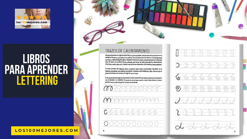 mejores libros para aprender lettering