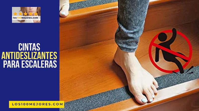 mejores cintas antideslizantes para escaleras