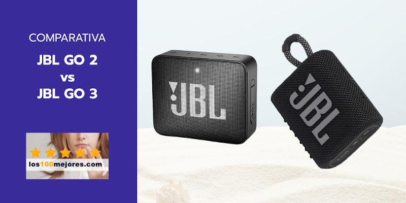 JBL Go 2 vs JBL Go 3