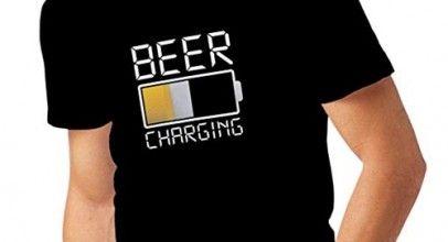8 Camisetas cerveceras originales.