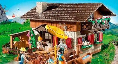 Los mejores regalos de Playmobil.
