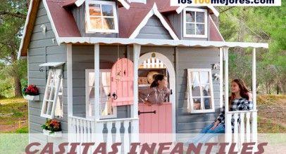 Las 10 mejores CASITAS INFANTILES de madera 2019.