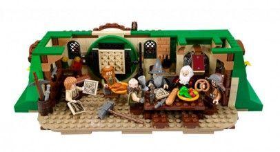 7 mejores regalos de El Señor de los Anillos y el Hobbit.